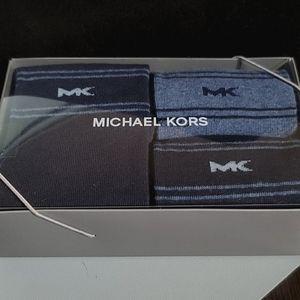 💝 New in Box Michael Kors Men's Crew socks